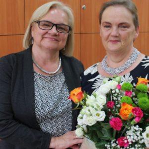Pożegnanie odchodzącej na emeryturę pani prof. Beaty Polak