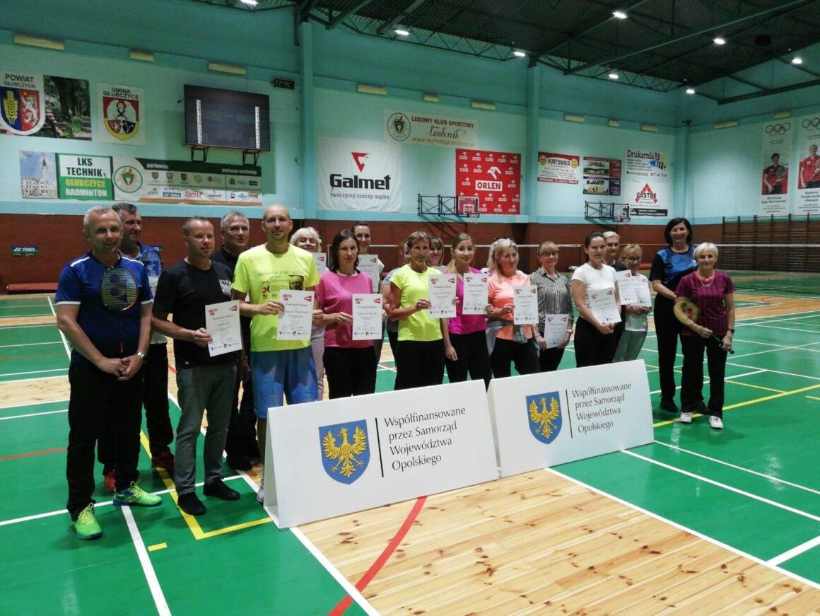 """Shuttle Time"" – program szkoleniowy z badmintona"