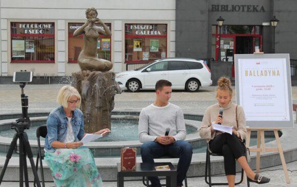Narodowe czytanie Balladyny