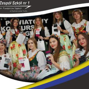 Rozstrzygnięcie V Powiatowego Konkursu Gwary Śląskiej o tytuł Mistrza Powiatu K-K