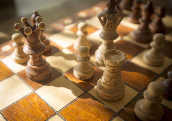 Mistrzostwa Województwa w Szachach on-line
