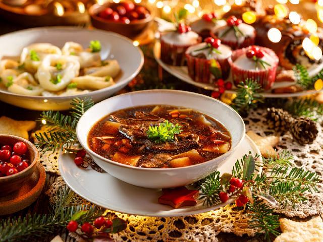 """Zapraszamy do udziału w szkolnym konkursie: """"Smaki i aromaty Świąt Bożego Narodzenia"""""""