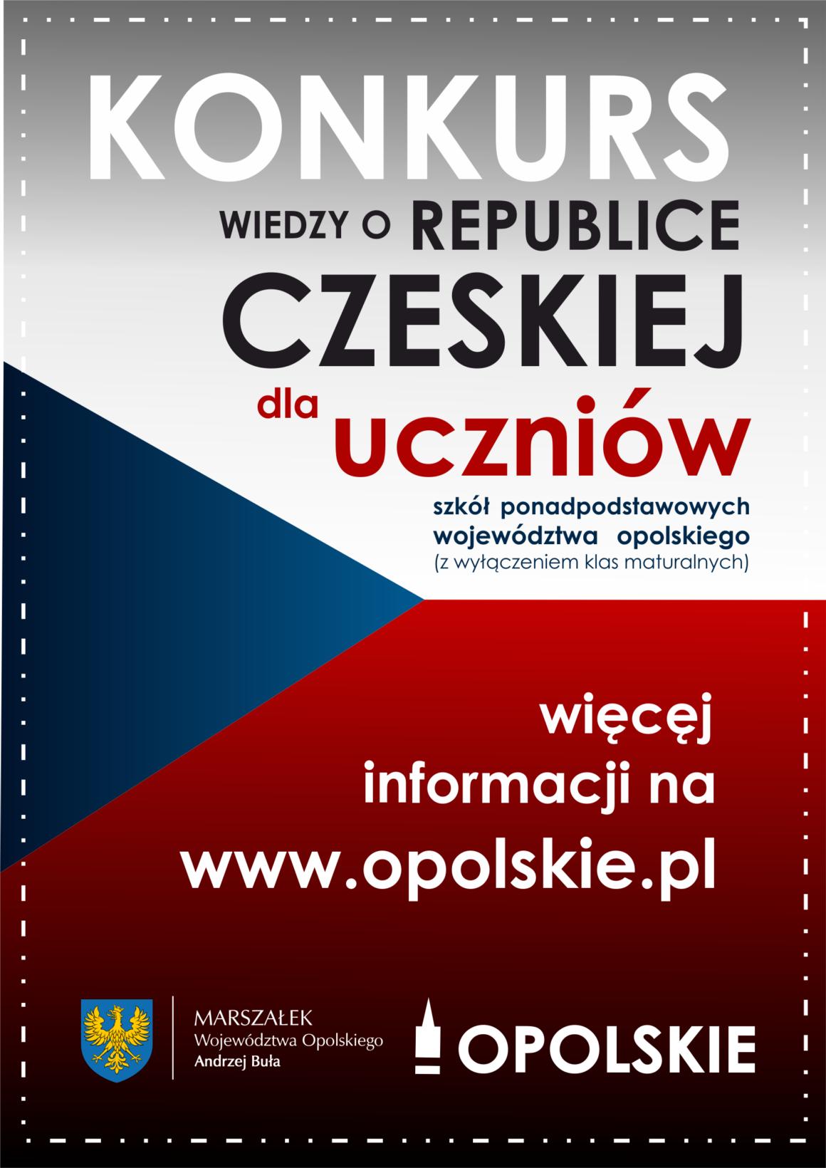 Konkurs Wiedzy o Republice Czeskiej rozstrzygnięty!