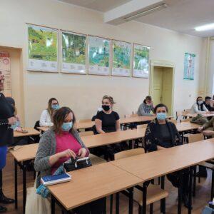 """,,Z europejskimi kompetencjami na rynek pracy"""" – Erasmus+"""