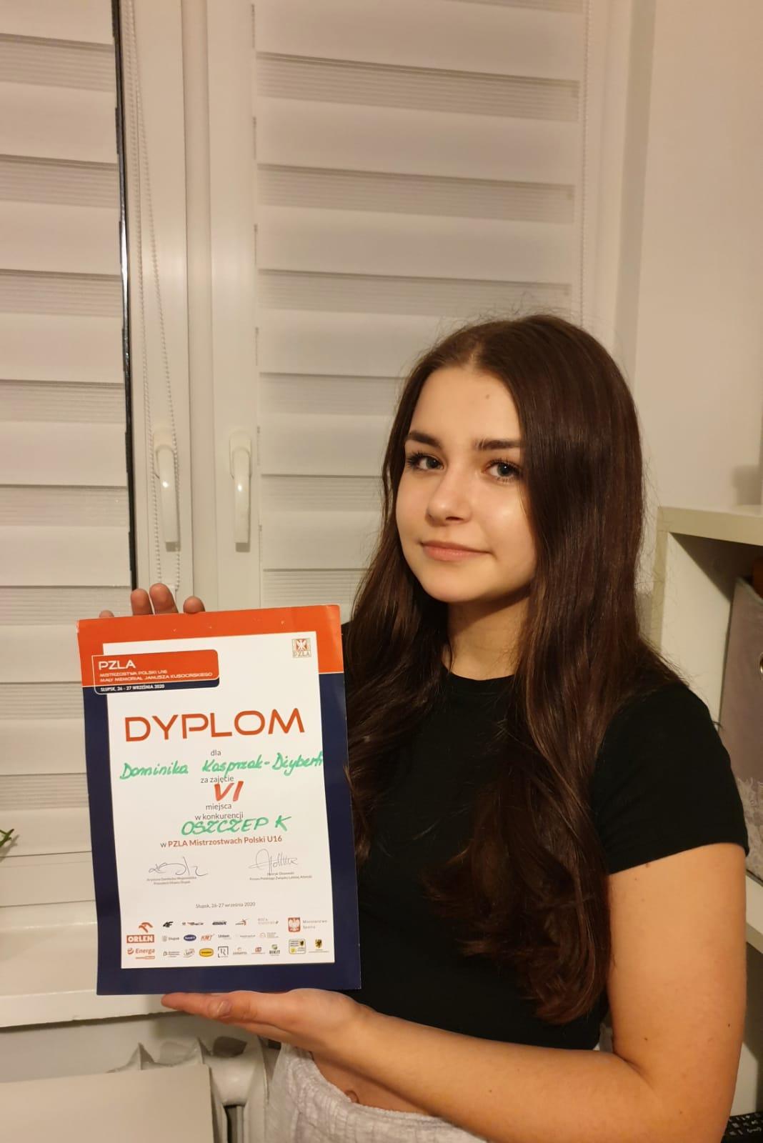VI miejsce na Mistrzostwach Polski