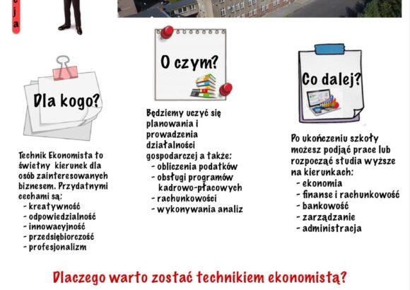 Zostań ekonomistą!
