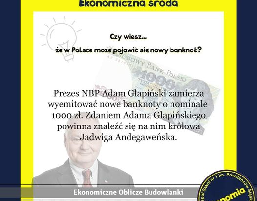 Nowy banknot