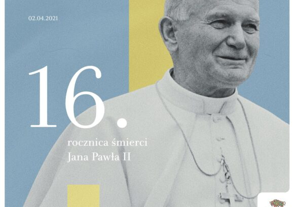 Wirtualny Marsz Pamięci Jana Pawła II