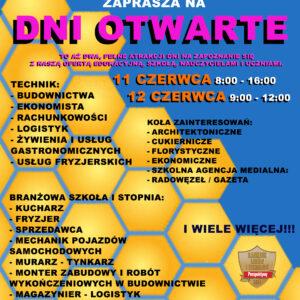 """""""DNI OTWARTE"""" w ZS1"""