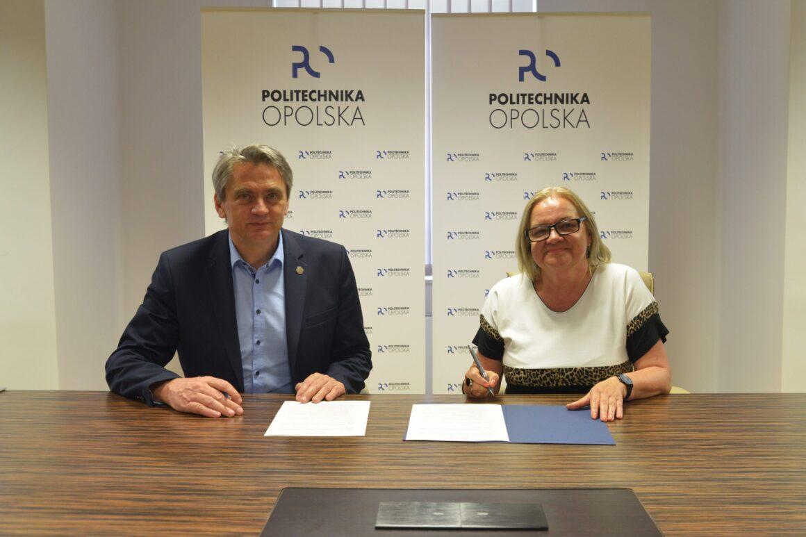 Ważne wydarzenie – podpisanie umowy o współpracy z Politechniką Opolską