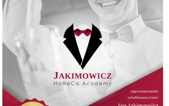 Zapraszamy do udziału w kursie kelnerskim wszystkich uczniów ZS nr 1